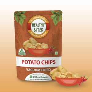 Vacuum Fried Potato Chips